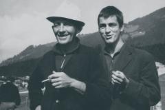 PW-giornalista,-intervista-a-Bing-Crosby,-1962