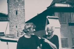 con-M.L.Guaita,-Firenze,-1994